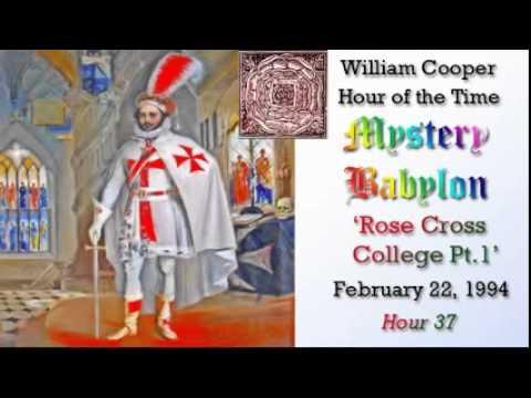 William Cooper - Mystery Babylon #37: Rose Cross College Pt 1/3