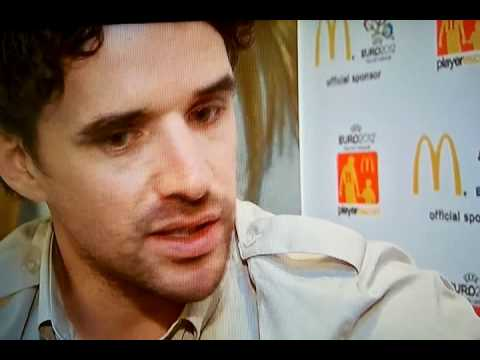 Owen Hargreaves' dodgy English/German/USA accent