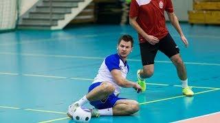 Nocna Liga Futsalu: X-Car Autolakiery - Orzeł Sypniewo