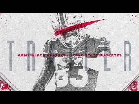 2017 Ohio State Football: Army Trailer