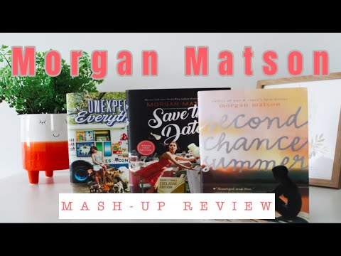 Mash Up Review | Morgan Matson