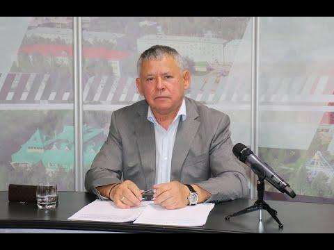 «Прямой эфир» с главой города Олегом Дейнека пройдет 19 мая в 16:00