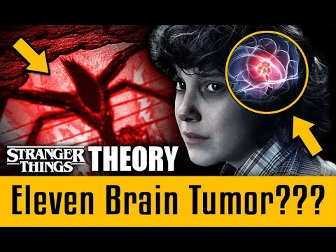 The Mind Flayer is Eleven's Brain Tumor - Stranger Things Theory