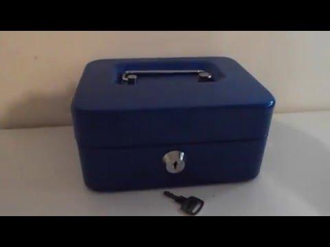 Review| Petty Cash Money Box