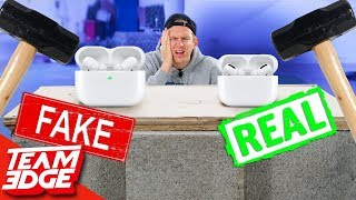Real or Knockoff? | Don't Smash the Expensive Item!!