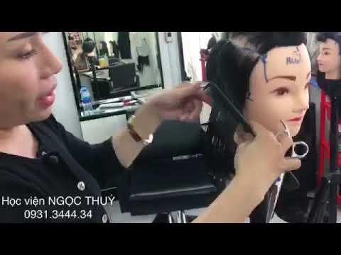 Học cắt tóc tém phá ót tóc ngắn.Học viện Ngọc Thúy 0931.3444.34 | Tổng hợp những kiểu tóc nữ đẹp mới nhất