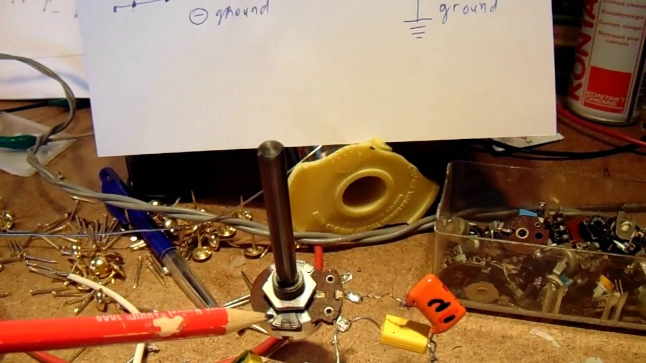 Lm 386 Bass Boost Audio End Amp Sound Demo With Tone Control Free Project Circuit Schematic Passive Baxandall