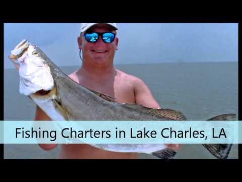 Fishing Charters Lake Charles LA Calcasieu Charter Service