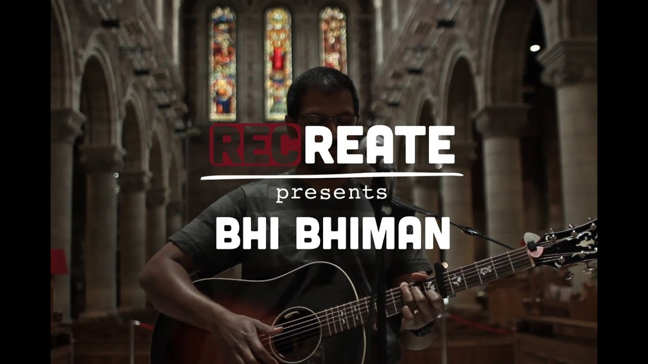 Bhi Bhiman: Highway to Hell // RECreate Session - YouTube