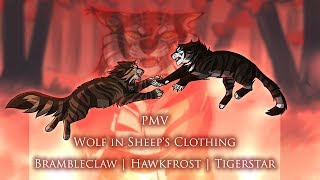 ◁ WARRIORS ▷ Brambleclaw | Hawkfrost | Tigerstar | Wolf In Sheep's Clothing | PMV