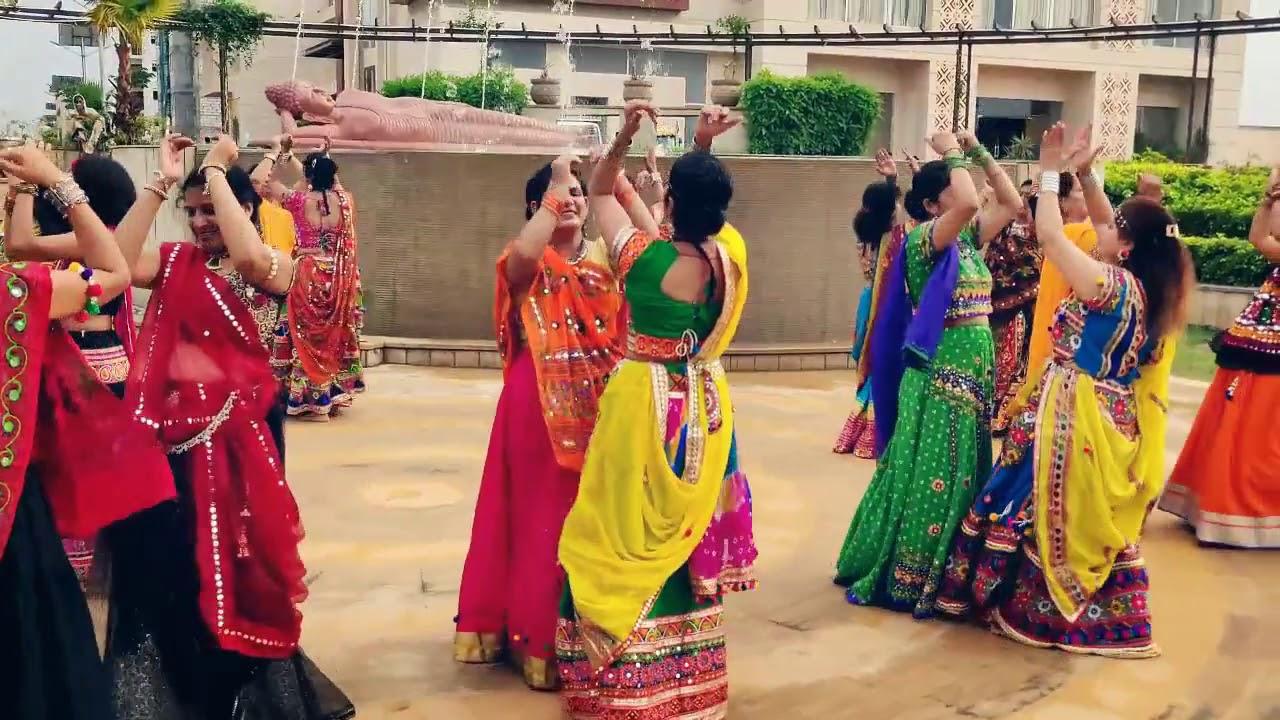 Garba Workshop   Akanksha Nama   Brindavan mein   Janamastami