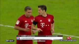 Бавария 5:1 Вольфсбург