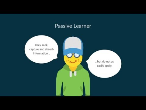 Engaging the passive learner
