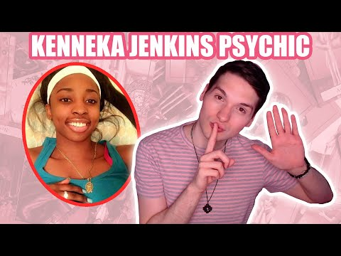 What REALLY Happened to KENNEKA JENKINS? PSYCHIC READING - 동영상