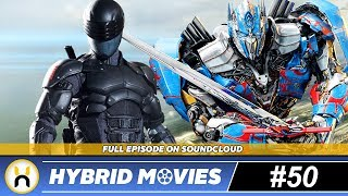 Transformers & GI Joe Cinematic Universe Announced | Hybrid Movies #50