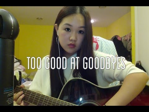 Sam Smith - Too Good At Goodbyes (Grace Lee Cover)
