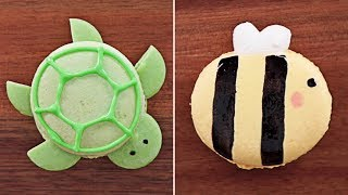 Yummy Desserts - Dreamy Macarons | DIY Edible & Unique Dessert Ideas by Deli Wow thumbnail