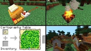 Neues Update! Lagerfeuer & mehr! - Snapshot 19w02a - Minecraft 1.14 Update