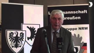 Dr. Rix: Der Umgang von Polen und Russen mit dem deutschen Kulturerbe – ein Vergleich