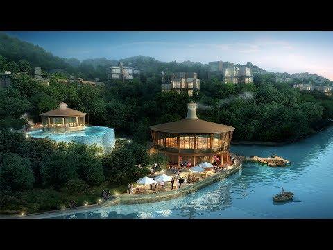 💎 China Final Fantasy - Andaman Moganshan  莫干山 (CGI)