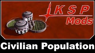 Kottabos Space Program Mods - Civilian Population