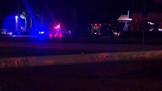 Gunman kills self, 4 children after Florida standoff