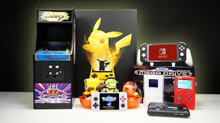 Top 10 Retro Gaming Gifts Of 2019