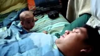 Disturbed baby