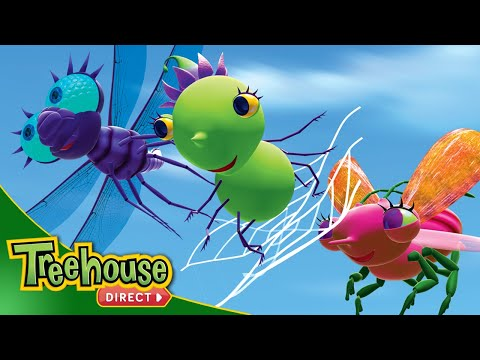Miss Spider's - What a Tangled Web / Cry Buggie (Cry Baby) - Ep. 11