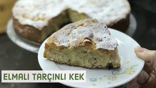 Elmalı Tarçınlı Kek Tarifi- Naciye Kesici - Yemek Tarifleri