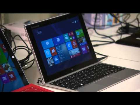 Consumer Reports: Evaluating Laptop-tablet Combos