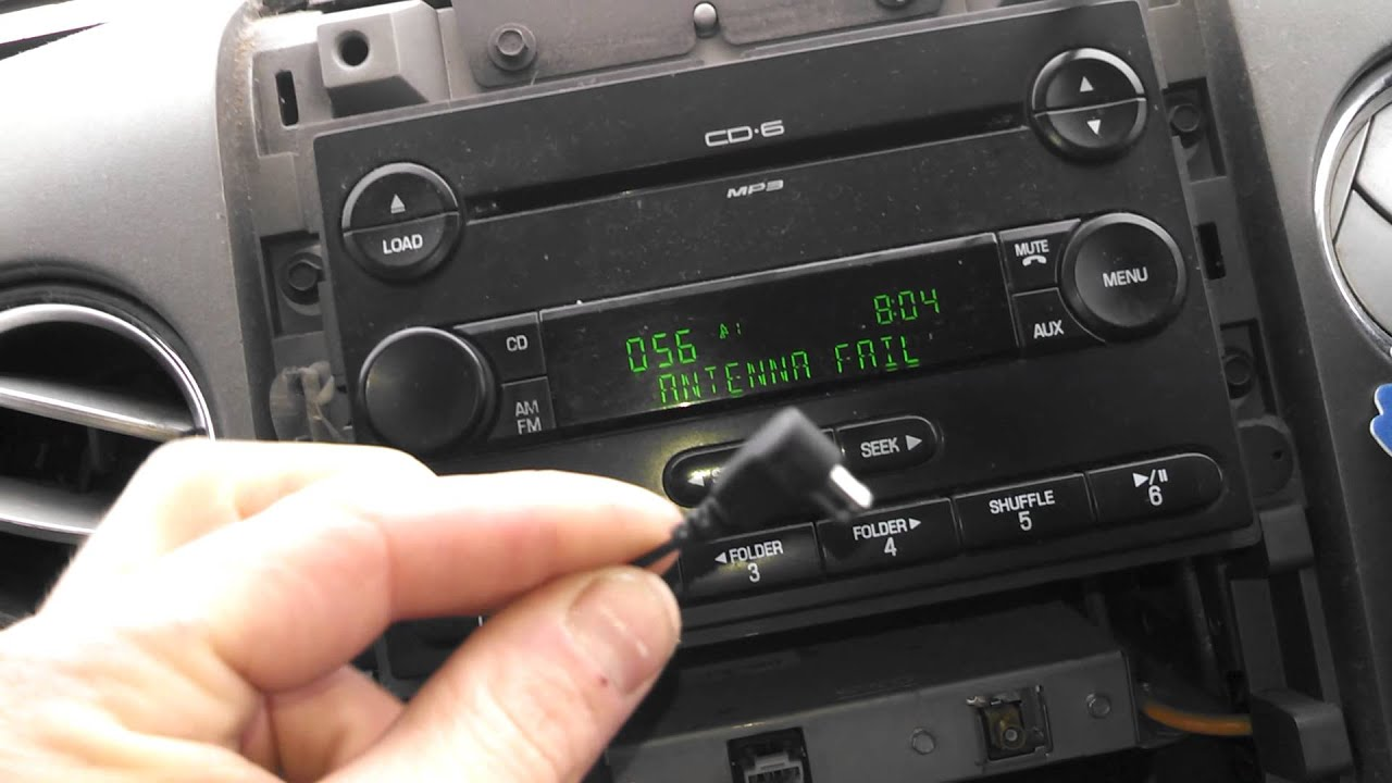 fix  signal issue ford satellite radio youtube