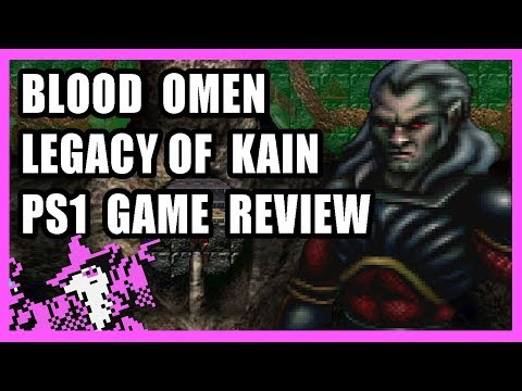 Blood Omen Review - St1ka's Retro Corner (PS1)