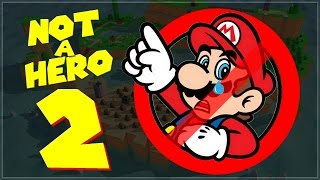 Mario is NOT A HERO 2 !