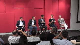 Panel Discussion - Smart Contracts for Smart Nations
