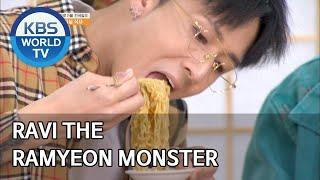Ravi the ramyeon monster 2 Days &amp 1 Night Season 4ENG2020.04.12