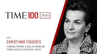 Christiana Figueres | TIME100 Talks
