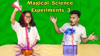 Pari's Fun Magical Science Experiments Part-3 | Simple Science Experiments For Kids