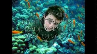 Dusty Kid | Essential Mix ( BBC Radio 1 - 24.10.09 )