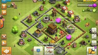 Clash of Clans BH base #4 zonder van mijn geld