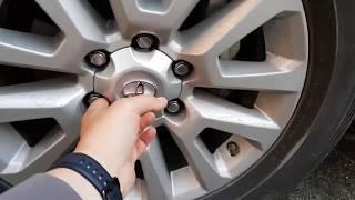 Колпаки для литых дисков Toyota Land Cruiser Prado 150 TLCP150