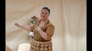 Maa'imoa Fakamafana ~  HRH Princess Angelika Lātūfuipeka Tuku'aho ~ Pohiva Kakala