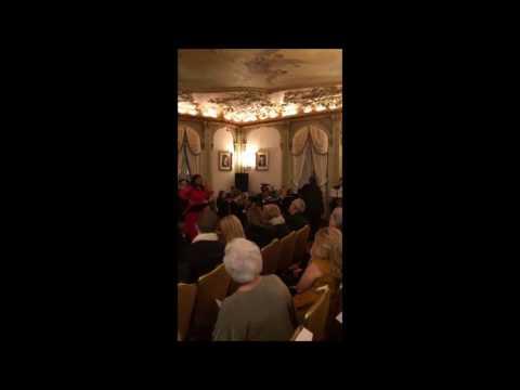 A Holiday GALA of Grand Opera: Washington Opera Society, Anamer Castrello, mezzo