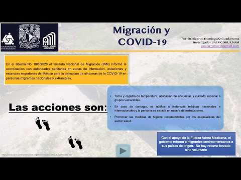 Migración y COVID-19 [455]