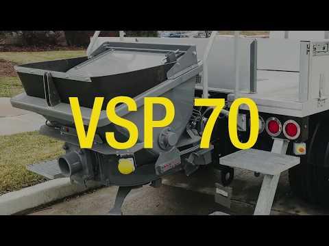 Vehicle Series Pickup 70 (VSP 70)