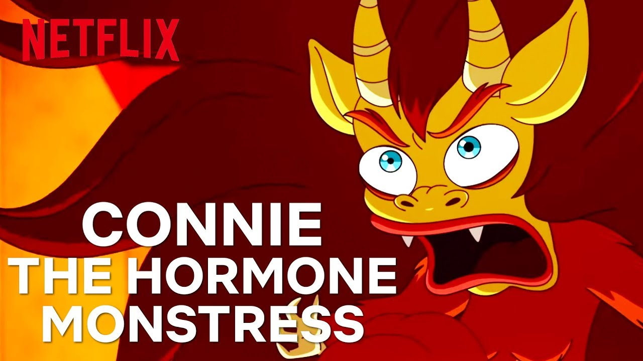 Download Big Mouth | The Very Best of Connie The Hormone Monstress