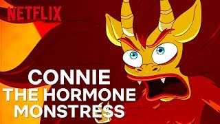 Big Mouth | The Very Best of Connie The Hormone Monstress