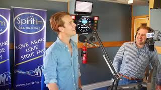 Tom Odell visits Spirit FM