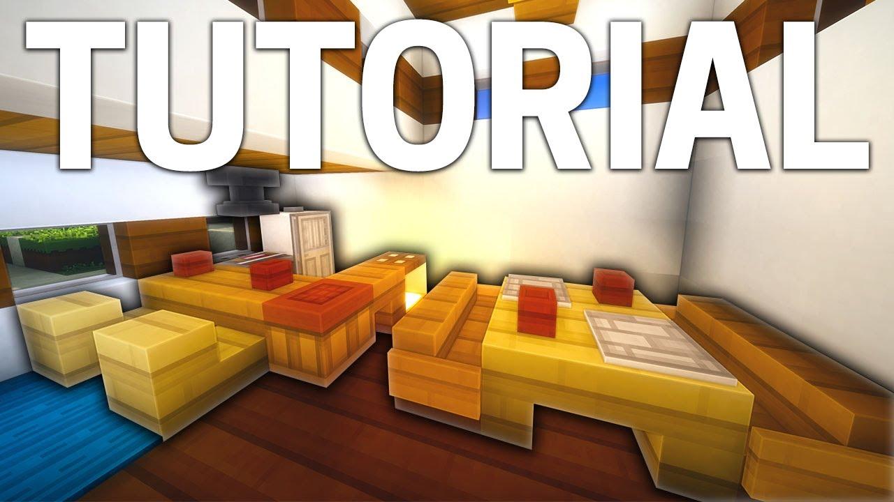 Minecraft interior casa moderna playa decoraci n for Decoracion de casas de playa modernas
