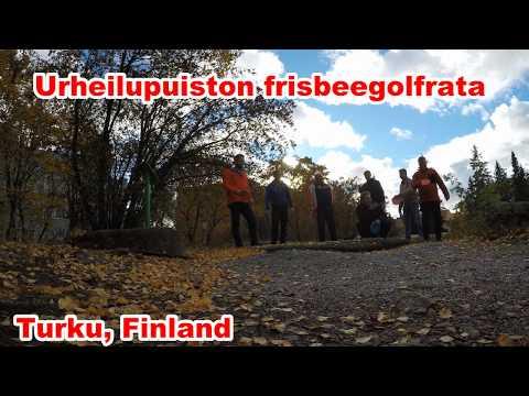Frisbee Golf Turku
